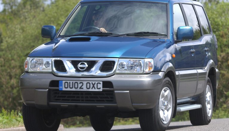 Used Nissan Terrano Ii Review