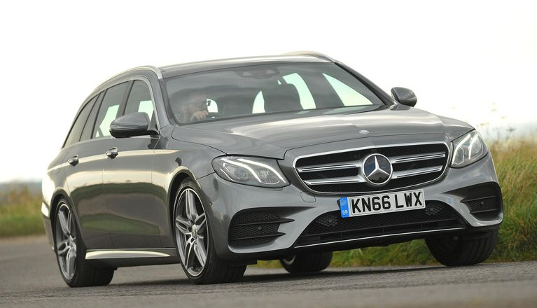 Used Mercedes Benz E Cl Estate 2016 Present Review