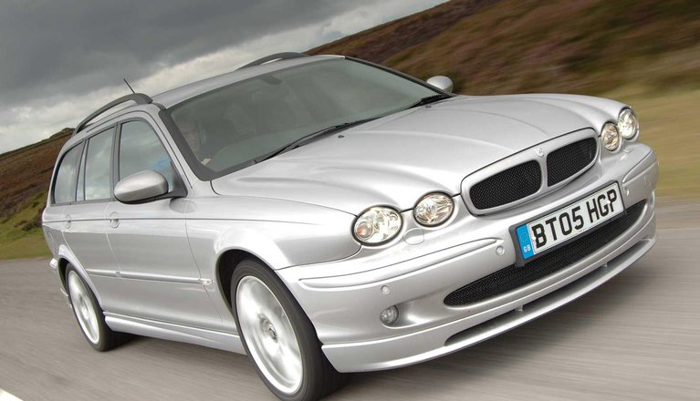 Jaguar X-type Estate (01 - 09)