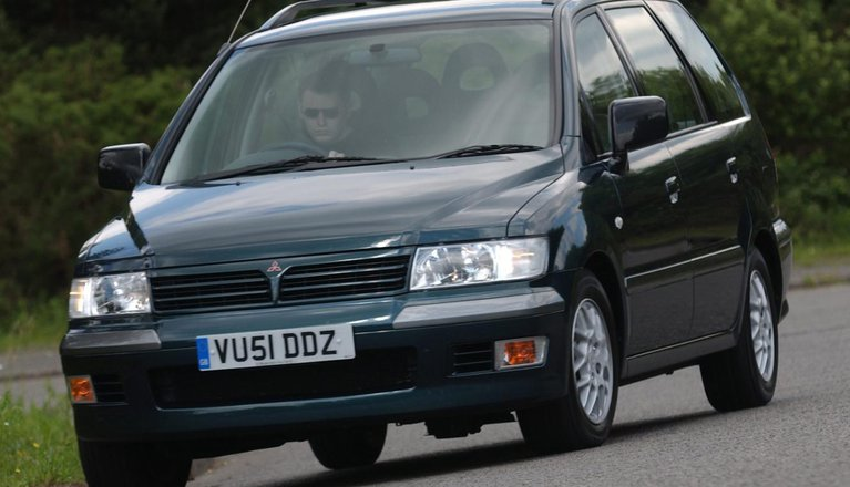 Mitsubishi Space Wagon MPV (98 - 04)