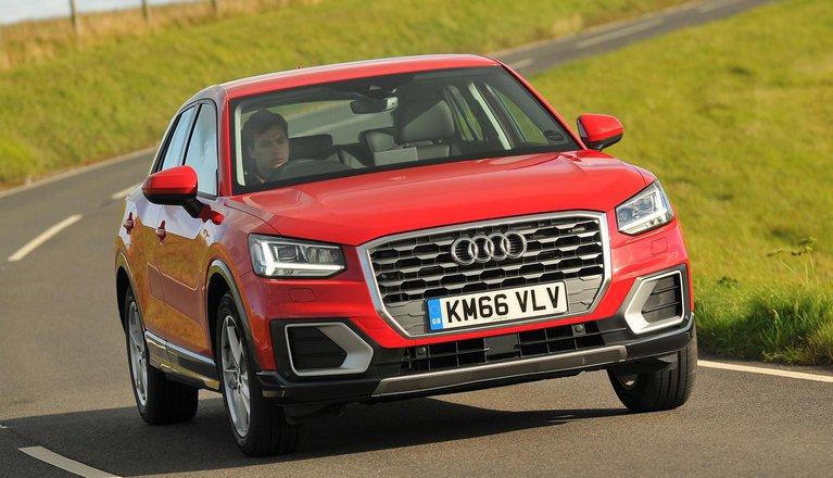 Used Audi Q2 16-present