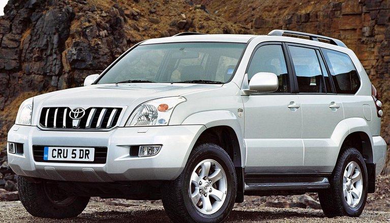 Toyota Land Cruiser 4x4 (03 - 09)