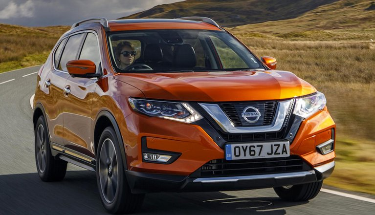 nissan x trail review 2019 what car. Black Bedroom Furniture Sets. Home Design Ideas
