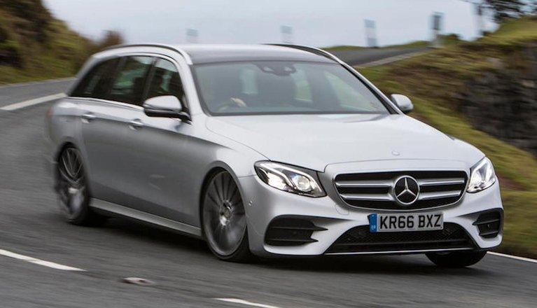 Mercedes Benz E Cl Estate Review