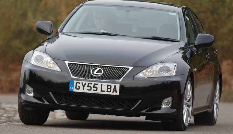 Lexus IS Saloon (05 - 13)