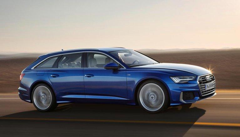 audi a6 avant review 2019 | what car?