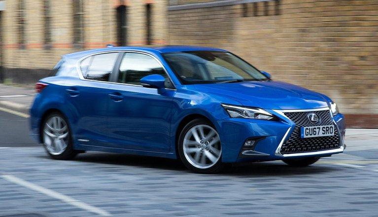 Lexus Ct Review 2019 What Car
