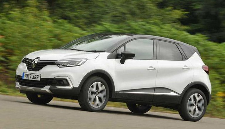 renault captur running costs, mpg, economy, reliability, safety