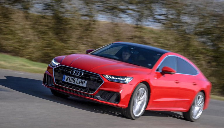 Audi A7 Review 2019 What Car