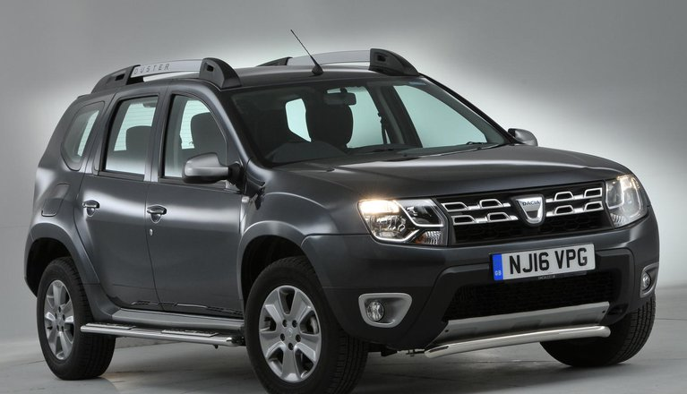 Dacia Duster Interior, Sat Nav, Dashboard | What Car?