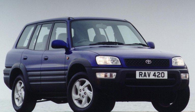 Toyota RAV4 4x4 (94 - 00)