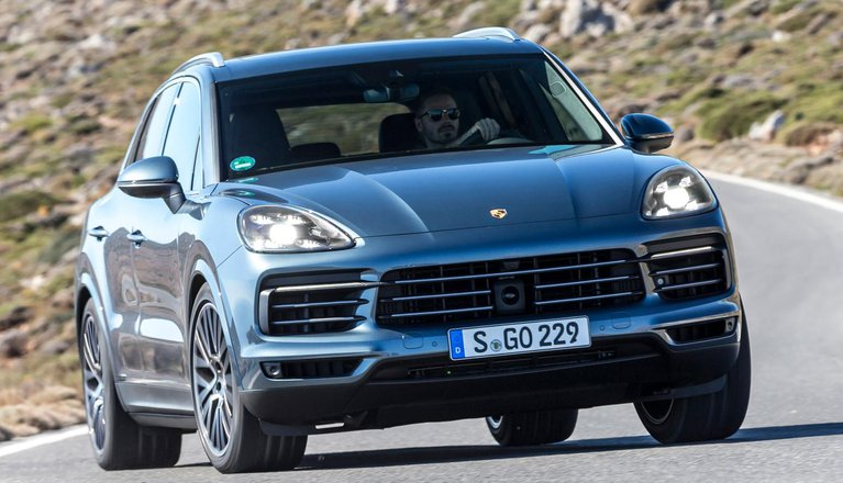porsche cayenne review 2018 what car