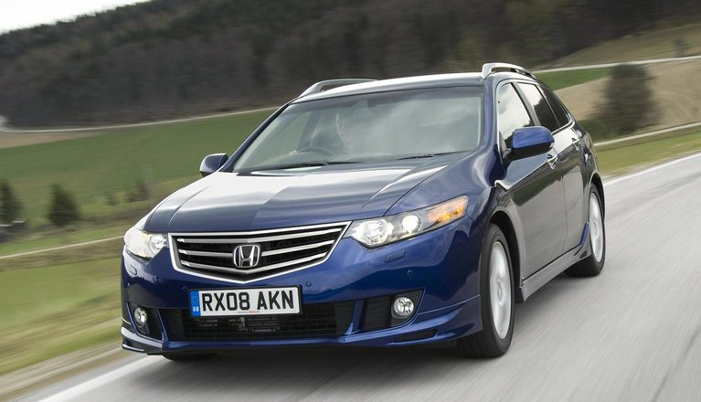 Used Honda Accord Tourer 08 - 15
