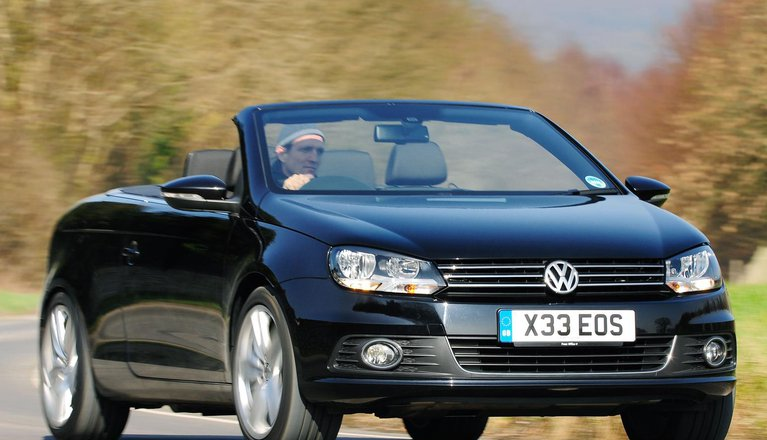 volkswagen eos review    car