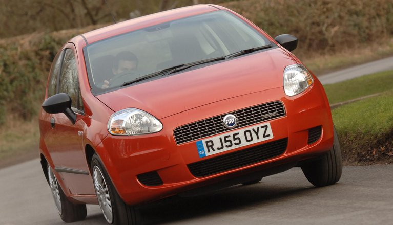 used fiat grande punto review 2006 2011 what car. Black Bedroom Furniture Sets. Home Design Ideas