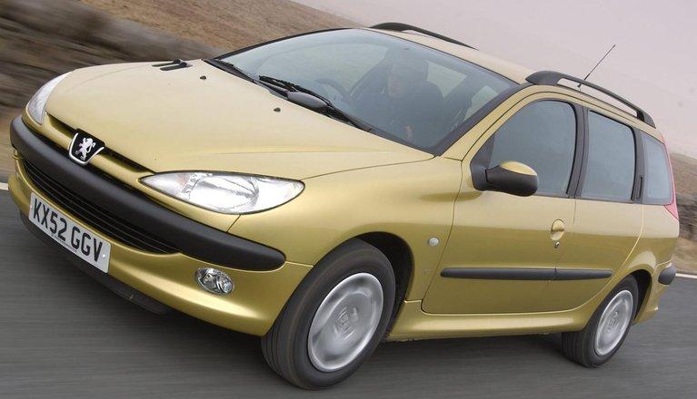 Peugeot 206 SW (98 - 09)