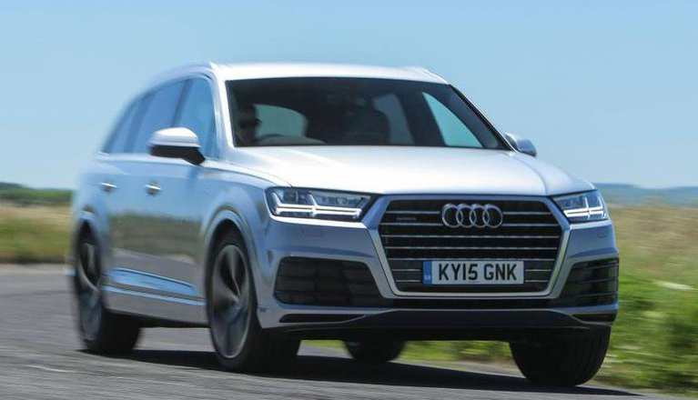 Used Audi Q7 Review 2015 Present What Car