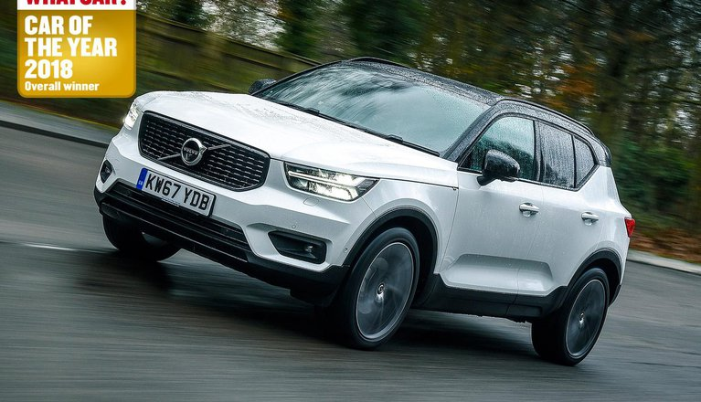 volvo xc40 boot space size seats what car. Black Bedroom Furniture Sets. Home Design Ideas
