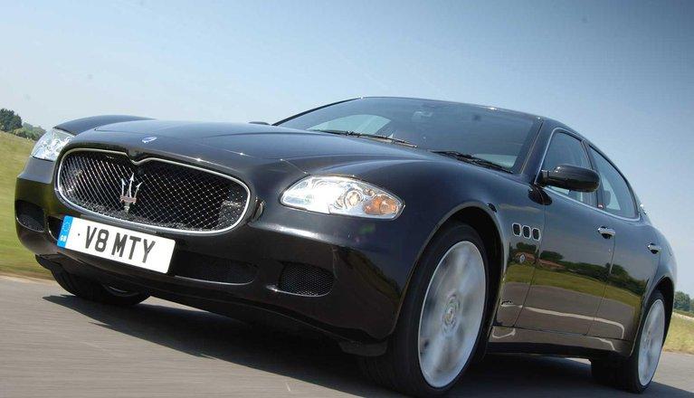 Maserati Quattroporte Saloon (04 - 13)