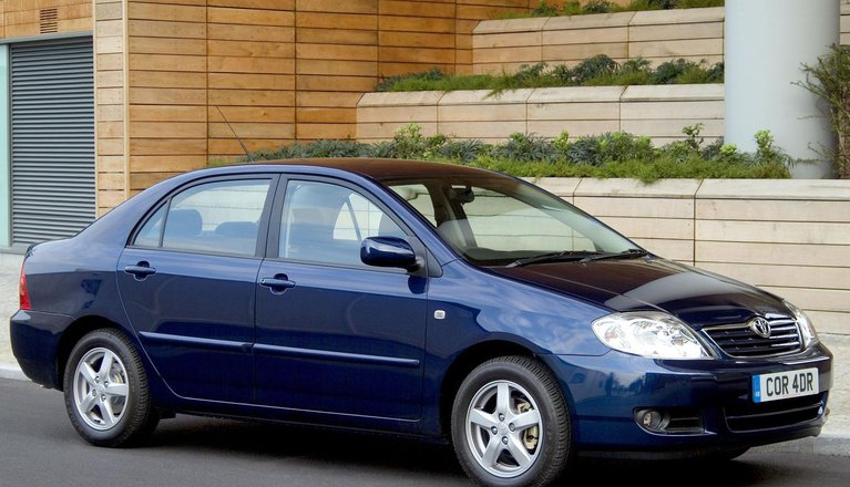 Toyota Corolla Saloon (01 - 07)