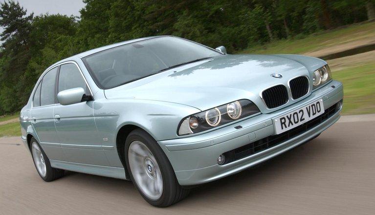 BMW 5 Series (96 - 04)