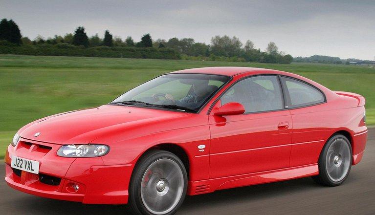 Vauxhall Monaro Coupe (04 - 07)