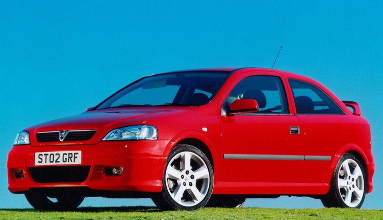 Vauxhall Astra Hatchback (98 - 04)