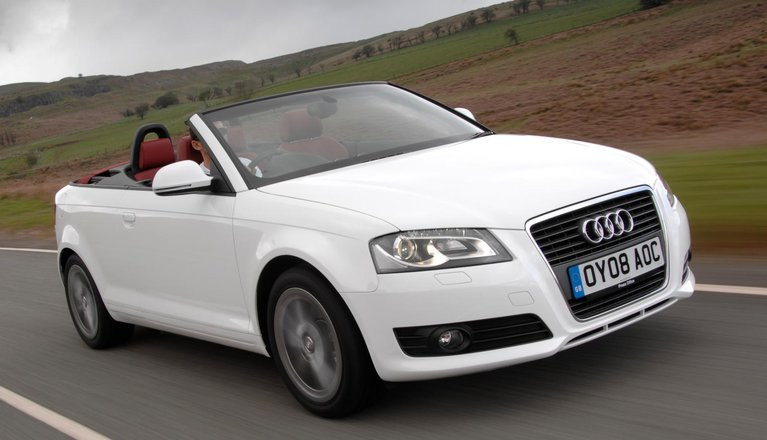 Audi A3 Cabriolet (03 - 13)