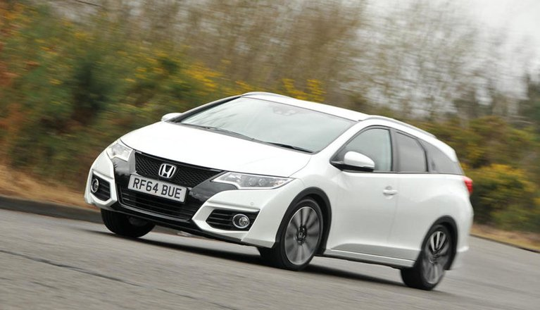 Used Honda Civic Tourer 14-17