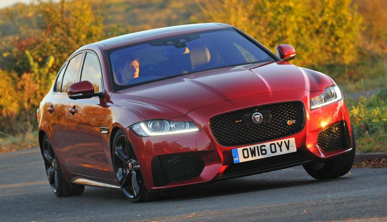Used Jaguar XF Saloon (15-present)