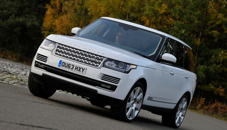 Used Range Rover 13-present