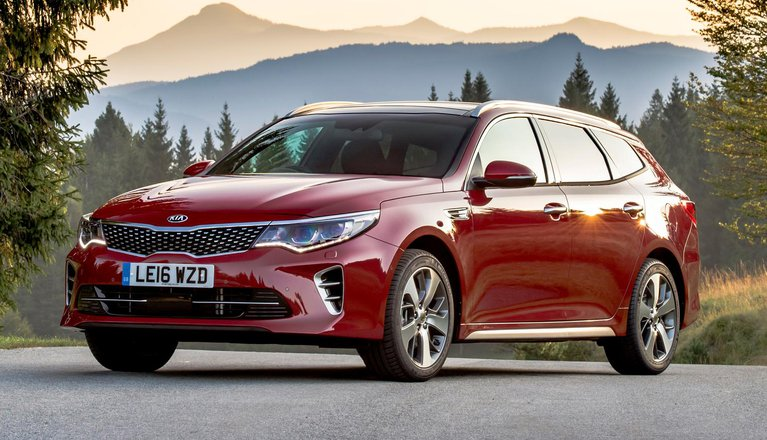 kia optima sportswagon review 2019 what car. Black Bedroom Furniture Sets. Home Design Ideas