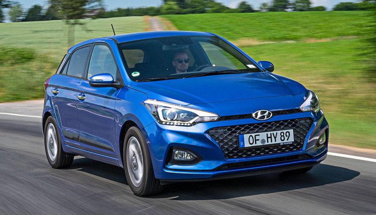 Hyundai I20 Review 2019 What Car