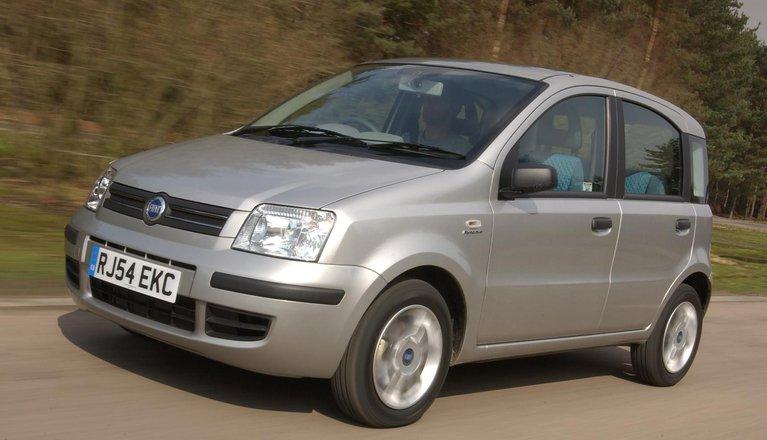 Fiat Panda (04 - 12)