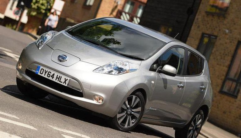 Used Nissan Leaf 2011-2018