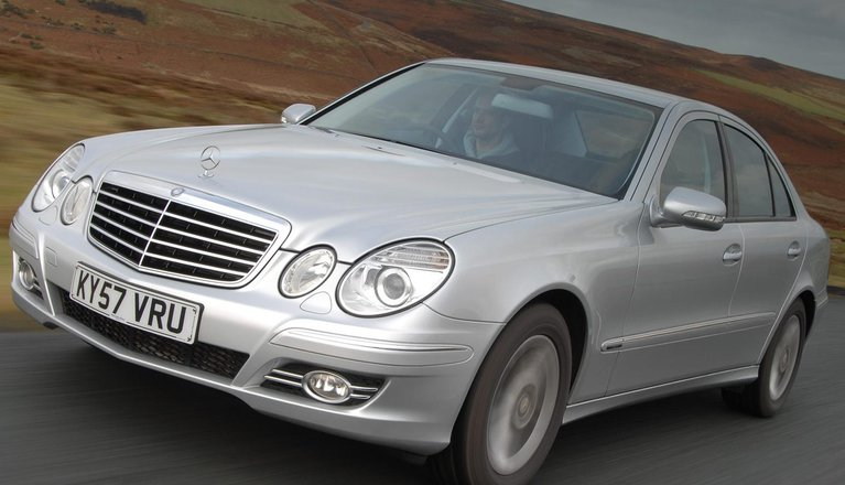 Mercedes-Benz E-Class Saloon (06 - 09)
