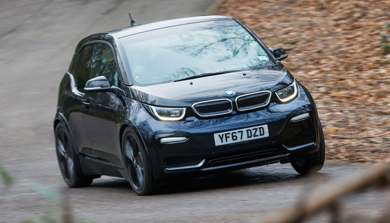 bmw i3 review 2019 what car. Black Bedroom Furniture Sets. Home Design Ideas