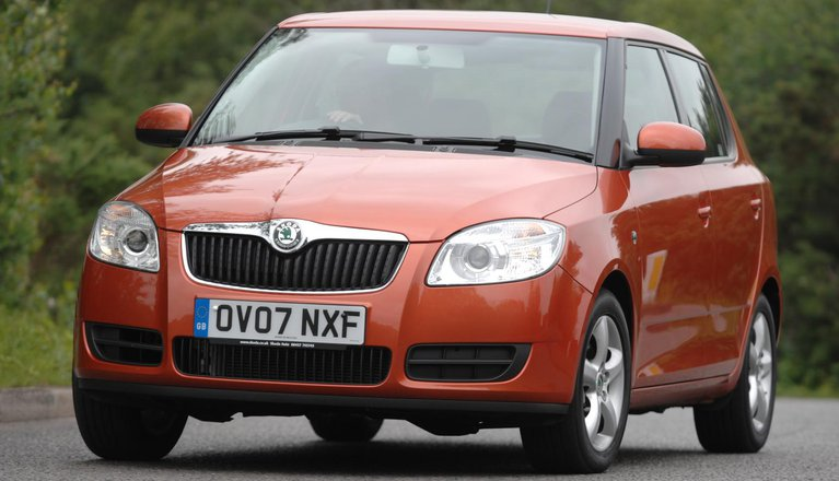 used skoda fabia review - 2007-2014 reliability, common problems