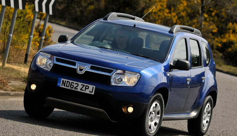 Used Dacia Duster 13-present