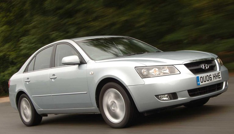 Hyundai Sonata Saloon (05 - 09)