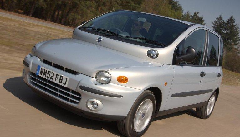 Fiat Multipla MPV (99 - 04)