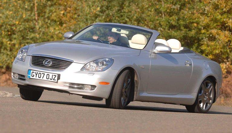 Used Lexus Sc430 Open 2001 2009 Review