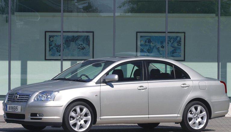 Toyota Avensis Saloon (03 - 09)
