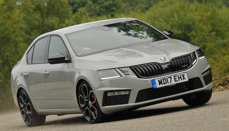 skoda octavia vrs review 2019 | what car?