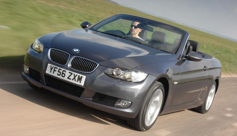 BMW 3 Series Convertible (05 - 14)