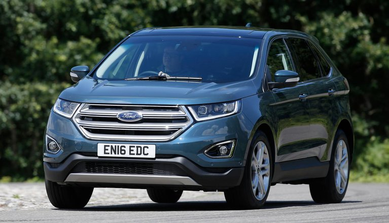Used Ford Edge Hatchback  Present Review