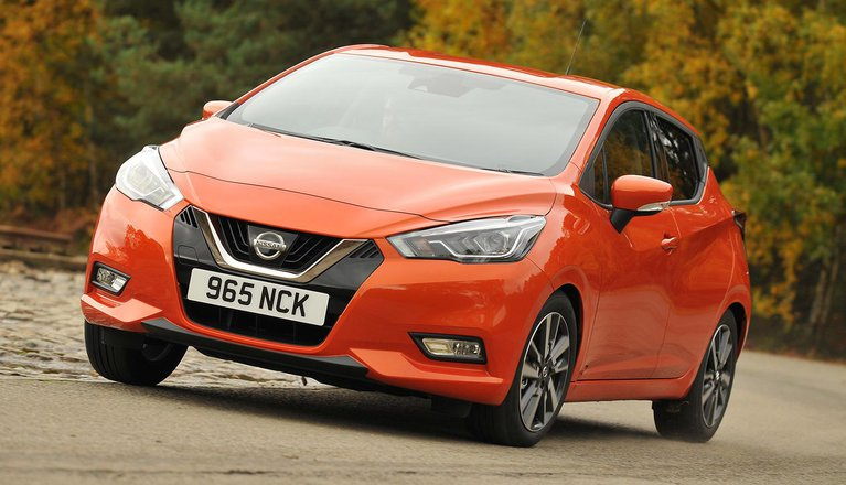 Used Nissan Micra 2017-present