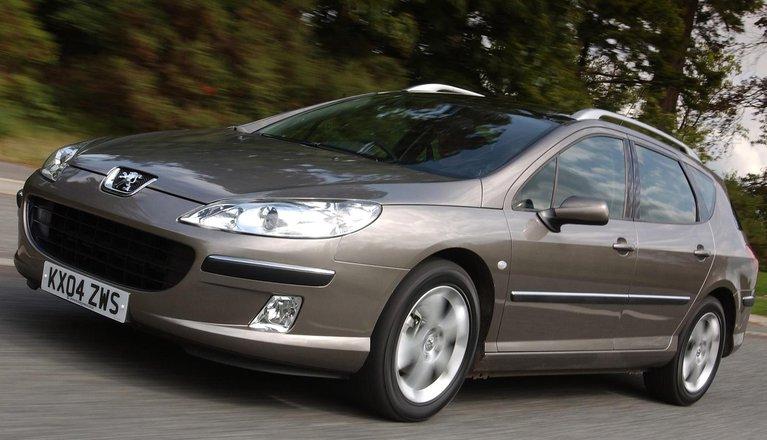 Peugeot 407 SW (04 - 11)