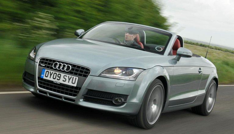 Audi TT Roadster (06 - 14)