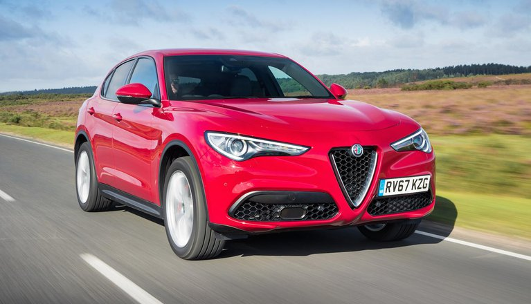 Alfa Romeo Stelvio Review 2019 What Car